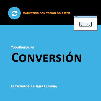 marketing digital - conversion